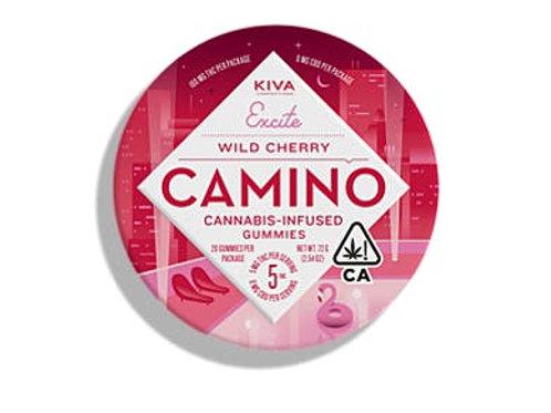 Camino Wild Cherry EXCITE 100mg