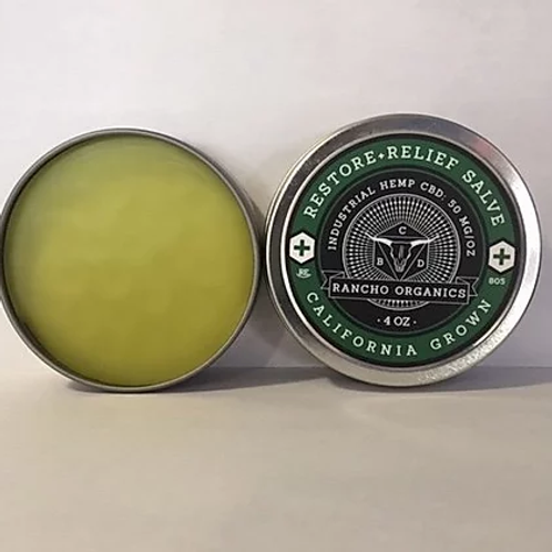 Rancho Relief Salve 4oz - 200mg