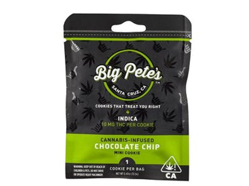 Big Pete's | Chocolate Chip Cookie | 1-pack