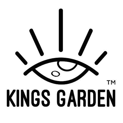 King's Garden 1g - Pie Hoe Sugar, 1 g