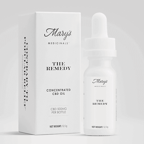 MARY'S MEDICINALS - THE REMEDY CBD