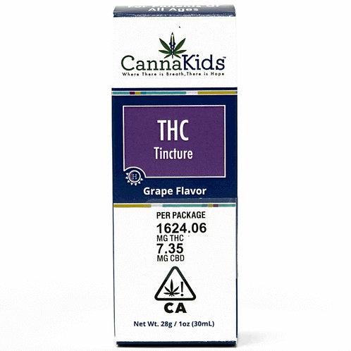 CANNAKIDS: THC GRAPE 50MG/ML