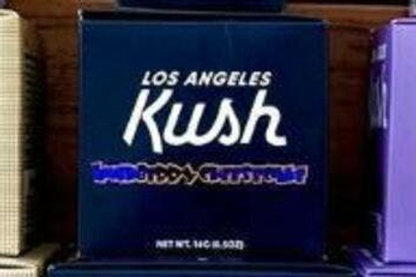 LA Kush 1/2 oz PrePacked Flower - LA Honor