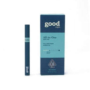 GOOD VAPE DISP ALL IN ONE INDICA .5G