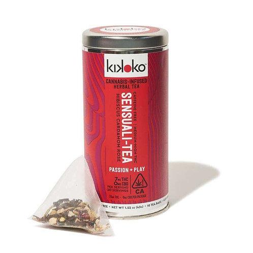 KIKOKO - SENSUALI-TEA CAN