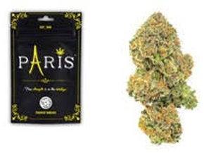 Paris 7Premium PreRolls .5g each - Creme Brule, 1/8
