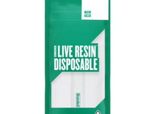 Branded SFV (I) Live Resin .5g Disposable