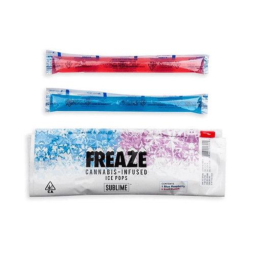 SUBLIME: FREAZE ICE POP 2PK