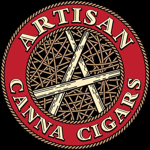 ARTISAN CANNA CIGARS - SHERBMINTS HEMP BLUNT