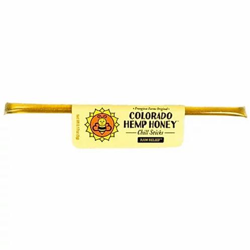 Co. Hemp Honey 'Raw Relief' Stick- 15mg CBD