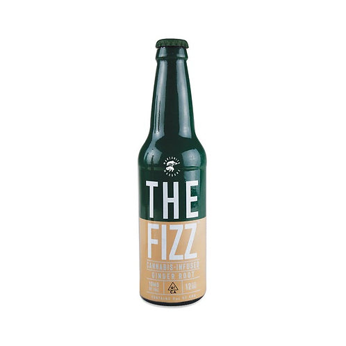 THE FIZZ - Ginger Root 10mg THC
