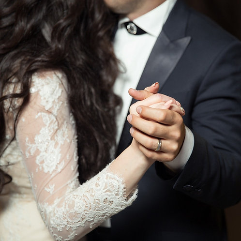10 Lesson Package Wedding Dance