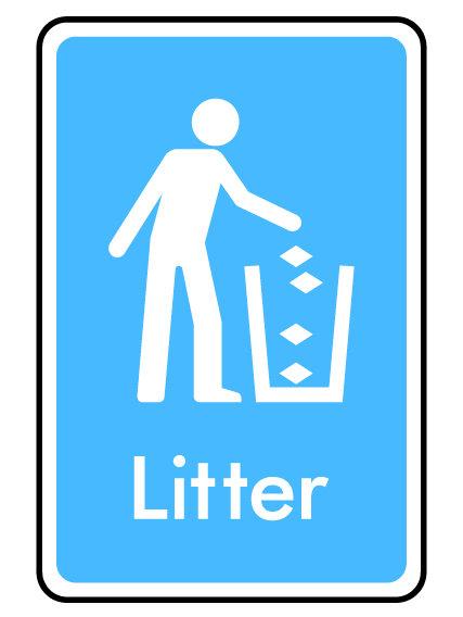 Litter Bin (Info0020)
