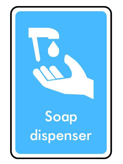 Soap Dispenser (Info0012)