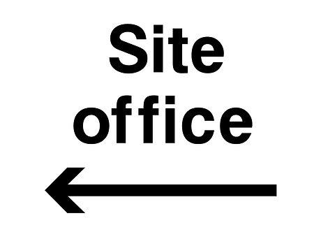Site Office Left