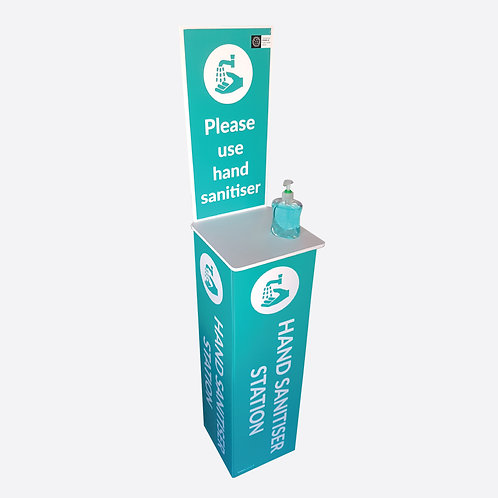 Hand Sanitiser Station - COLLECTION ONLY