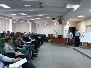В Ростове на Дону состоялся региональный семинар для спортсменов,судей всех категорий и тренеров