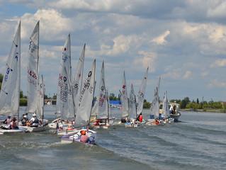 Cостоялся 1-ый этап Кубка Ростовской области в олимпийских, международных и национальных классах яхт