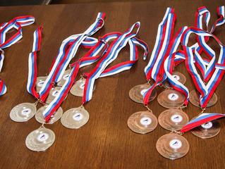 В г. Санкт Петербурге завершилось первенство России по парусному спорту по командным гонкам