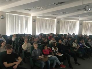 В городе Ростов-на-Дону состоялся Межрегиональный семинар для судей, спортсменов  и тренеров по пару