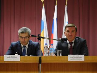 13 марта состоялась итоговая коллегия  Министерства по физической культуре и спорту Ростовско