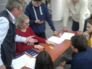 3-4 марта в г.Ростове-на-Дону прошел Межрегиональный семинар по правилам парусных гонок