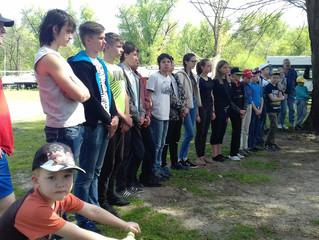 30 апреля-1 мая  в Ростове состоялся 1-ый этап Кубка г.Ростова на Дону по парусному спорту