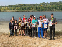 3-й этап фестиваля студенческого парусного спорта Кубок Студенческой Парусной Лиги.