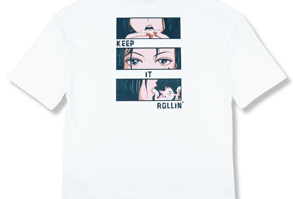 Raw Oversize T-shirt
