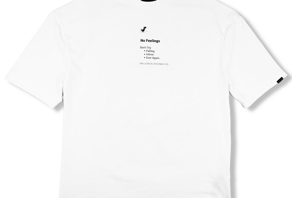 No Feelings Oversize T-shirt