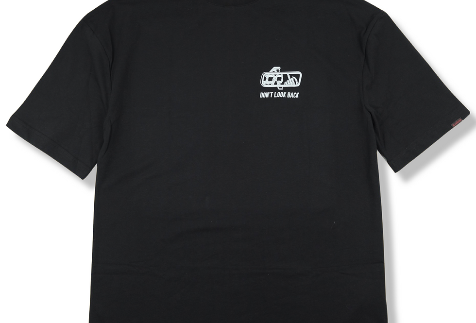 Don't Look Back Oversize T-shirt
