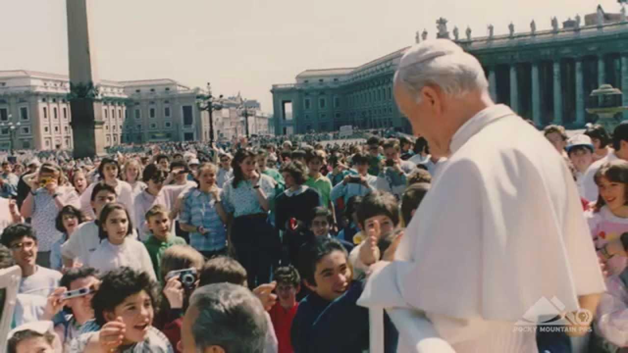 1993-08 JPII in Denver
