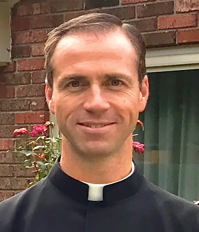 Fr Gregory Usselmann