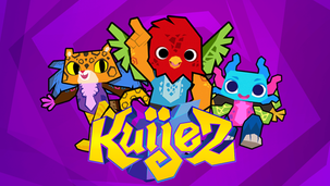 Kuizes-character & background design-Lukencorp
