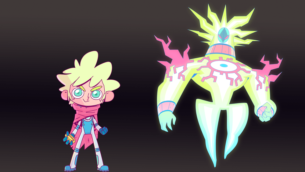 SPARK-characters