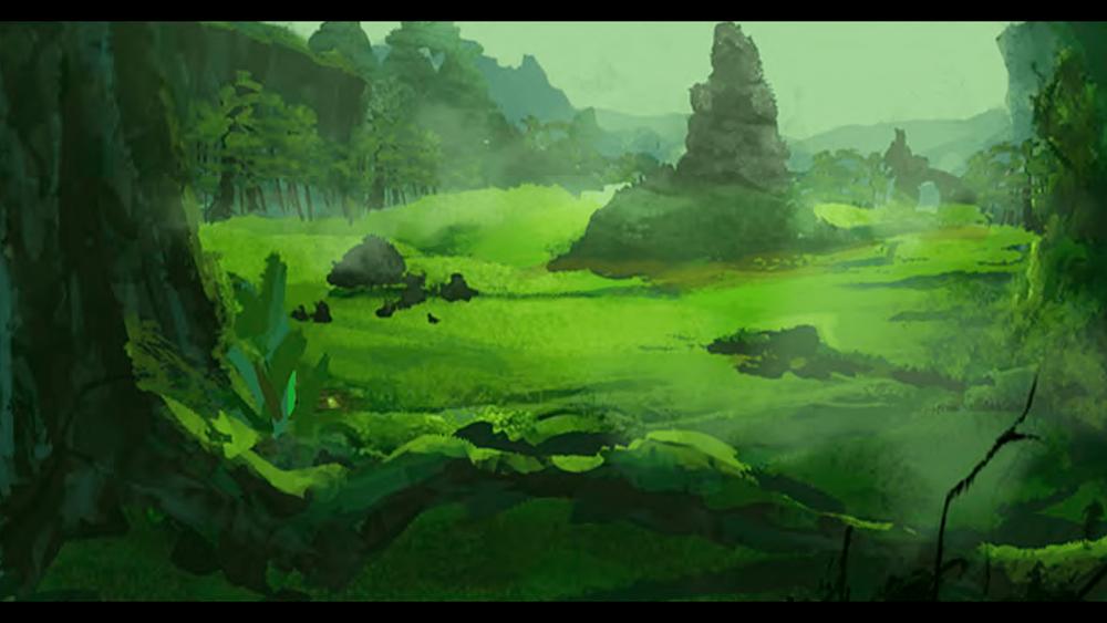 En el Bosque-concept development