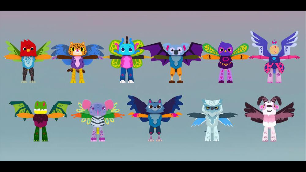 Kuijez-characters