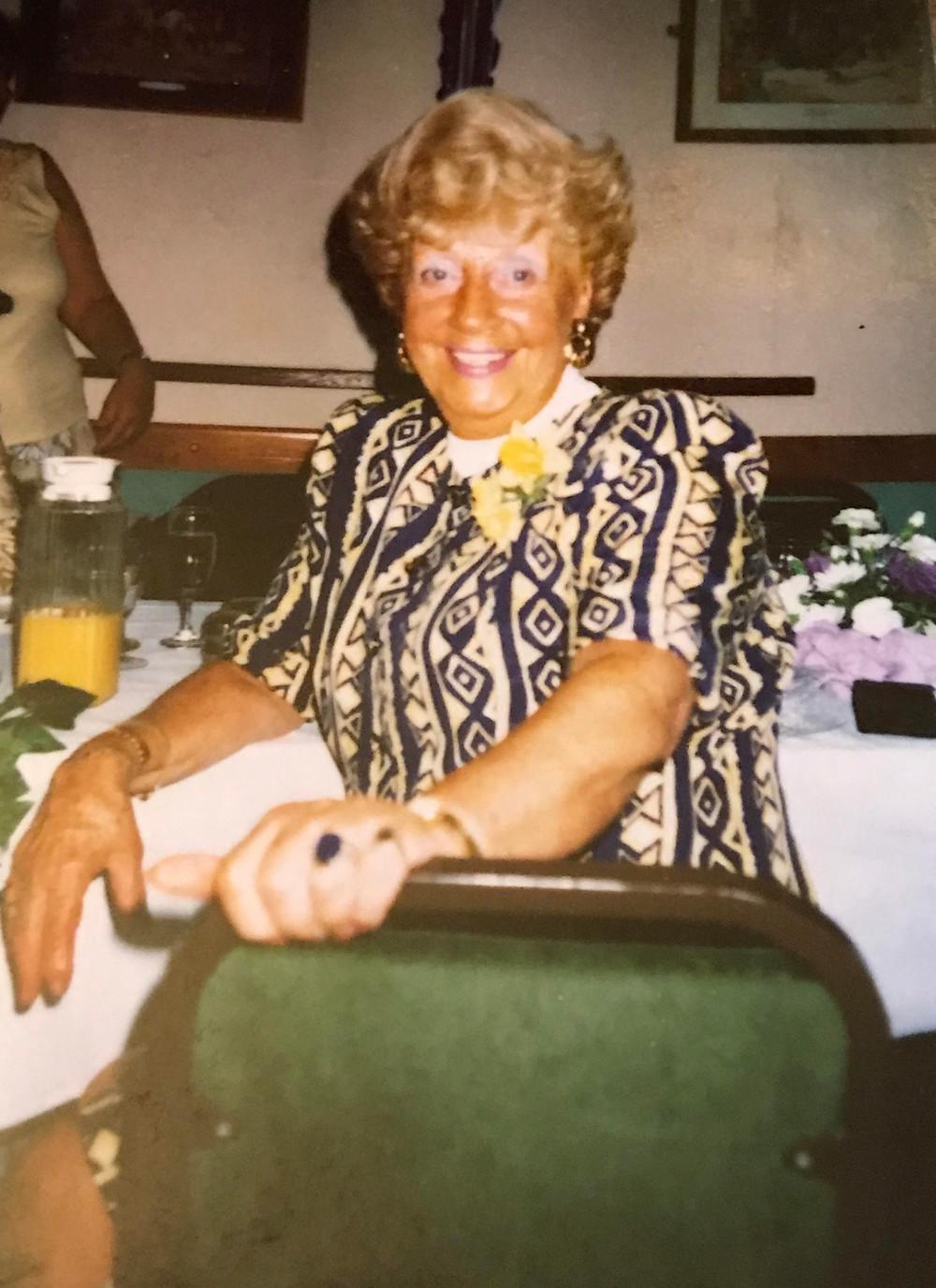 Nana of Mariposa Coaching