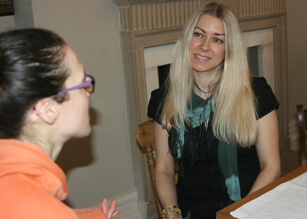Sarah Clark Mariposa Coaching Business coaching