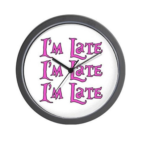 im_late_alice_in_wonderland_wall_clock.jpg