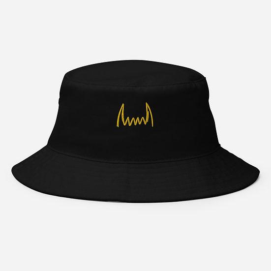 Dead Freaks Bucket Hat (Gold)