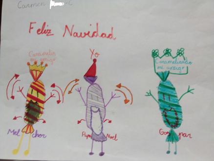 ¡GANADORA DEL CONCURSO NAVIDAD!