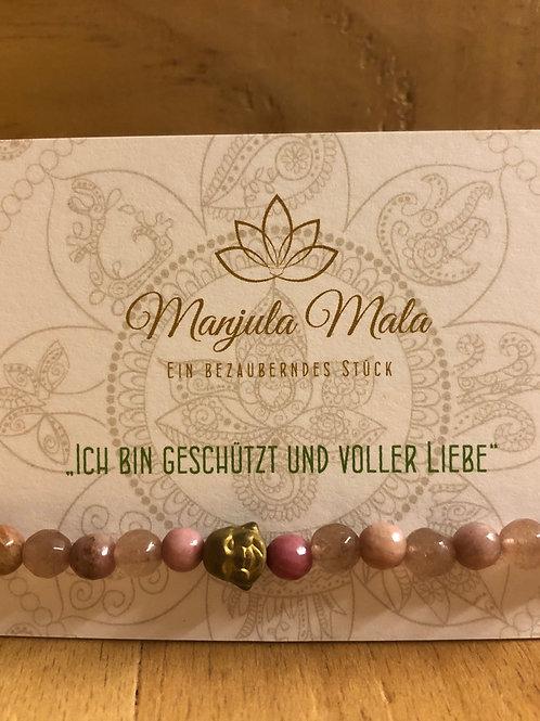 Manjula Mala Armband