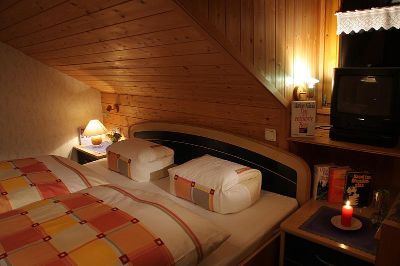 Ferienhaus Doppelzimmer