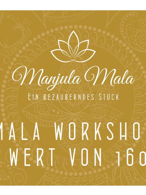 Manjula Mala Workshop Gutschein