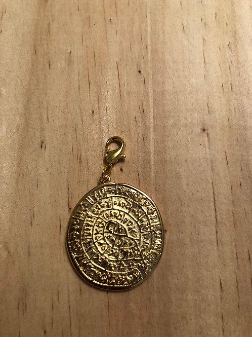 Anhänger Ornament gold