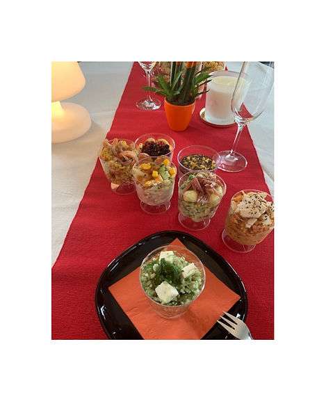 Diner Préféré @Home vanaf 2 pers.
