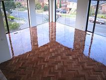 floor sanding, parquetry