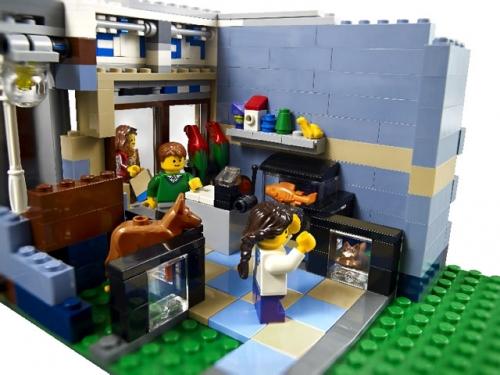 Ongekend LEGO® Exclusive | www.Legoconcurrent.nl UO-55