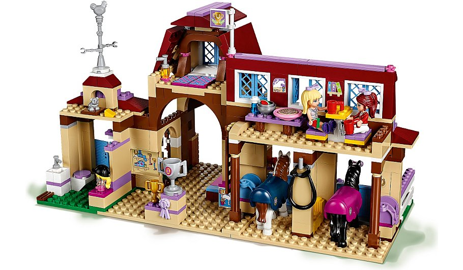 Legoconcurrent lego friends